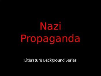 Nazi Propaganda Powerpoint