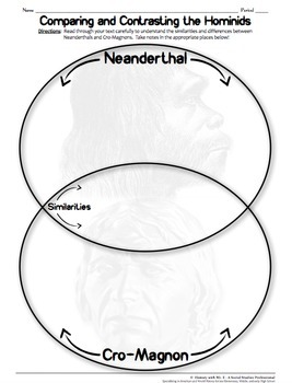 Neanderthal v Cro-Magnon: What's the difference? Which early man is best?