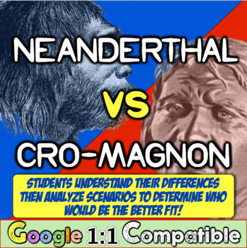Neanderthal v Cro-Magnon: What's the difference? Which ear