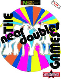 Near Doubles (Doubles Plus One) Games: Full Color and B&W, plus Biggies!