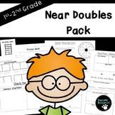 Near Doubles Fact Pack-EDITABLE!