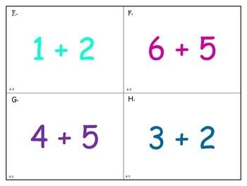 Near Doubles - First Grade enVision Math