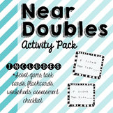 Near Doubles Activity Pack