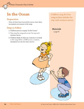Near the Shore: Outdoor Activity and Song