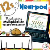 Nearpod Distance Learning Math Centers Multiplication Fact