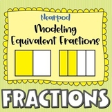 Distance Learning and Blended Learning - Nearpod Modeling Equivalent Fractions