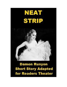 Neat Strip by Damon Runyon