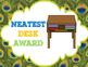 Neatest Desk Award