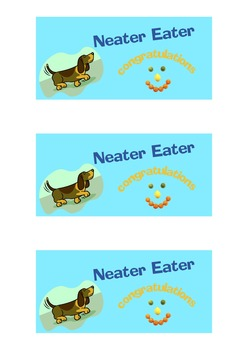 Neater Eater Award
