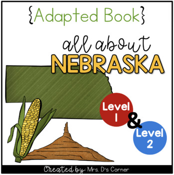 Nebraska Adapted Books (Level 1 and Level 2) | Nebraska State Symbols