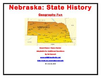 Nebraska Board Game