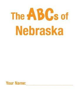 Nebraska Handwriting Printables - Print Edition