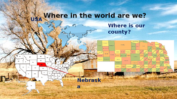 Nebraska History PowerPoint - Part I