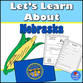 Nebraska History and Symbols Unit Study