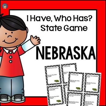 Nebraska I Have, Who Has Game