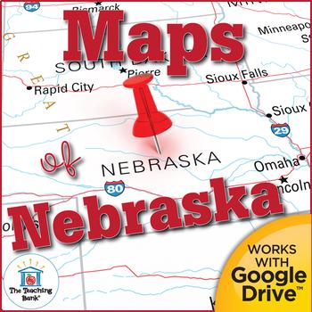 Nebraska Maps Interactive Notebook