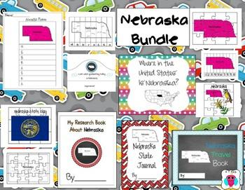 Nebraska Resource Bundle-12 Resources