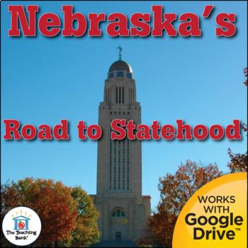 Nebraska Road to Statehood Interactive Notebook