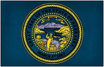 Nebraska State Clip Art