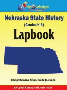 Nebraska State History Lapbook