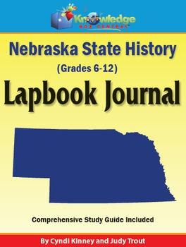 Nebraska State History Lapbook Journal