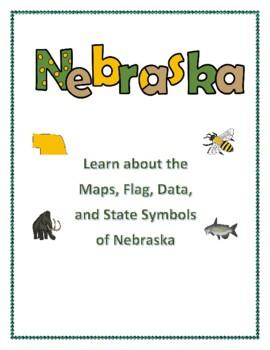 Nebraska Maps, Flag, Data, and Geography Assessment | TpT
