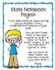 Nebraska State Notebook. US History and Geography