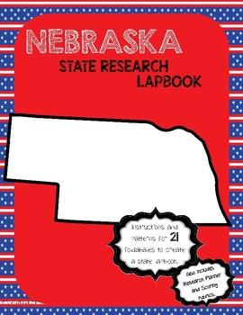 Nebraska State Research Lapbook Interactive Project