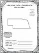 Nebraska State Research Report Project Template Bonus Timeline Craftivity NE