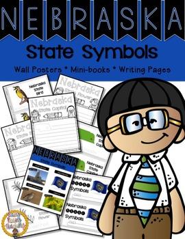 Nebraska State Symbols Notebook