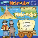 Nebraska State Symbols Clip Art Download