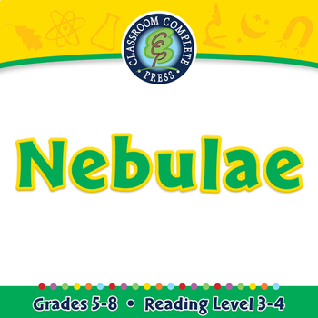 Nebulae - NOTEBOOK Gr. 5-8