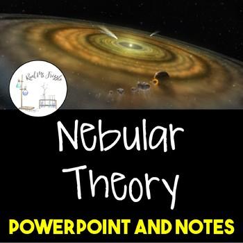 Nebular Theory Lesson