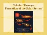 PowerPoint:  The Nebular Theory