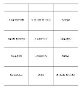 Necesito Ayuda Game   Spanish Community Members   Jobs and Places