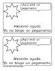 Necesito ayuda, por favor: A beginning Spanish workbook/reader (tengo, necesito)