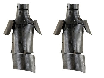 Ned Kelly Armour Starter - Picture Reveal