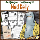 Ned Kelly Australian Bushranger Activity Pack BTSDownunder