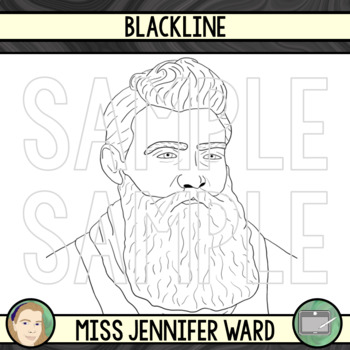 Ned Kelly Clipart