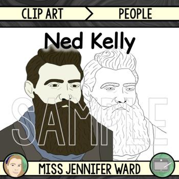 Ned Kelly Clip Art