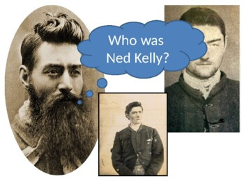 Ned Kelly Source Analysis Activity
