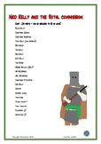 Ned Kelly Play for Concert, Drama Activity or Reader's Theatre