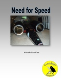 Need for Speed - Science Informational Text - 2 Levels -