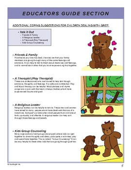Ned's Journey Through Grief *Educators Guide Only