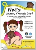 *NEW Ned's Journey Through Grief - Storybook on CD By Danette Simmons