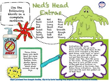Ned's Head Extras