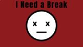 Need A Break Visuals