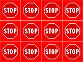 I'm STUCK or Need Help STOP signs