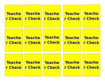 Class Management Color System