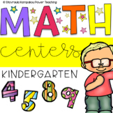 Kindergarten Math Work Station
